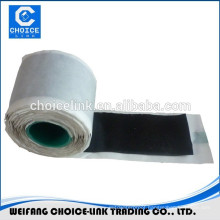 building materials double side aluminum foil butyl rubber tape